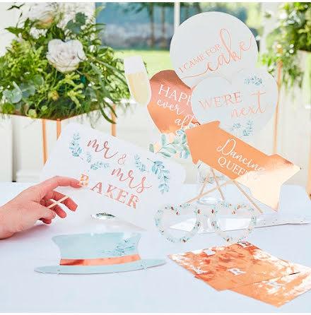 Photobooth-kit - Botanical wedding