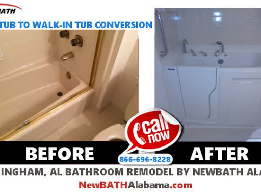 Newbath Alabama Bathroom Remodeler Serving Alabama Since 2007