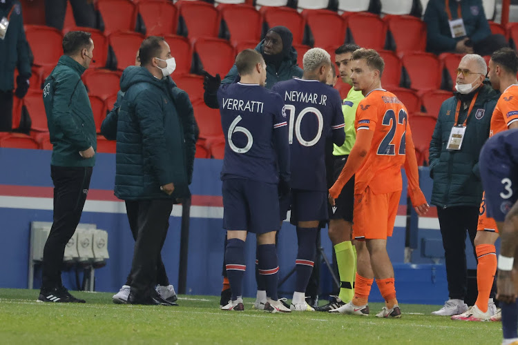 PSG - Basaksehir: Webo en veut à Thomas Tuchel !