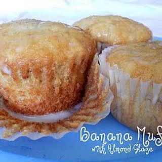 Banana Almond Muffins Recipes.