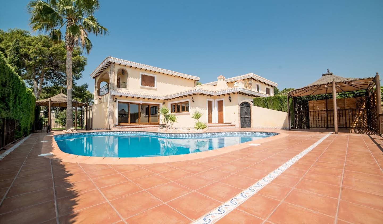 Chalet avec terrasse Villamartin