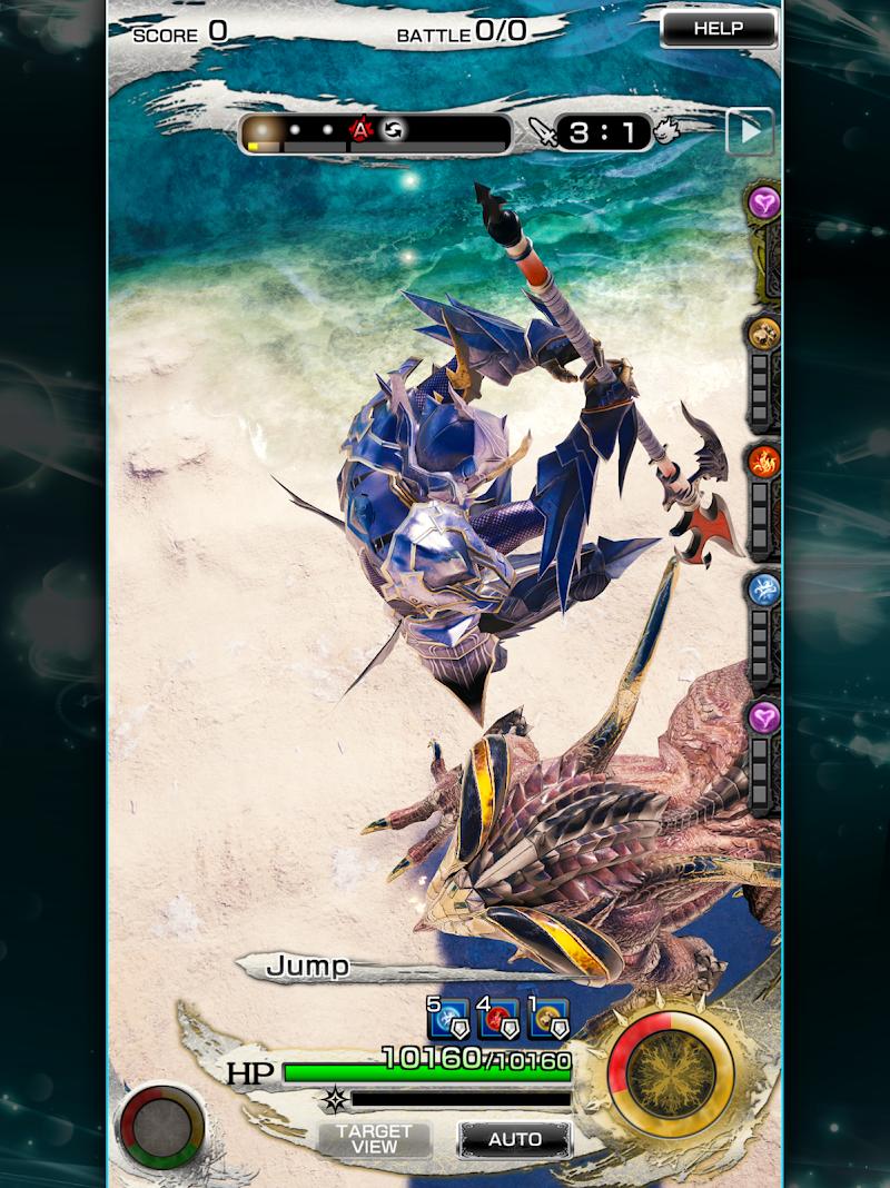 MOBIUS FINAL  FANTASY Screenshot 2