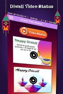 Diwali Video Status For Whatsapp : New Year Status - náhled