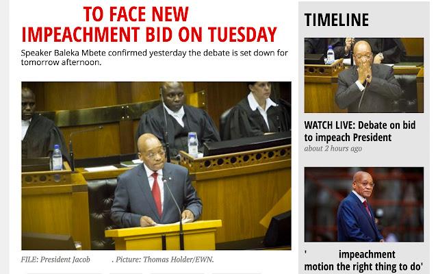 Fallen Zuma