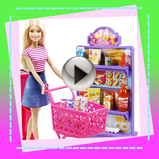 Video Barbie For Kids Toys