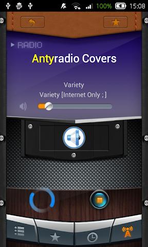 android Radio Poland Screenshot 2