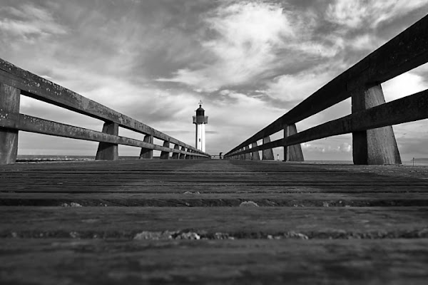 Le phare de Deauville di Alessandro Remorini