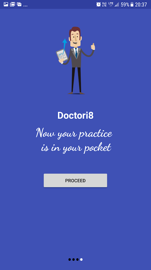 Doctori8 Pro- For Doctors- screenshot