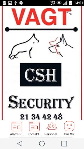 CSH-Security Alarm Vagt