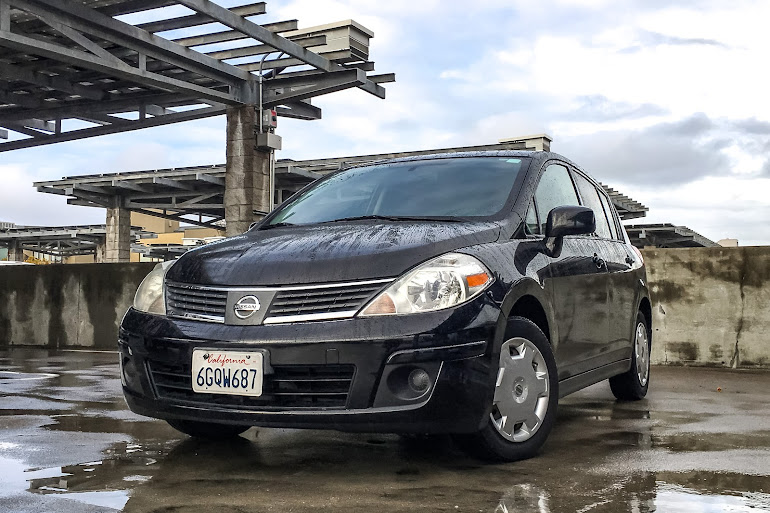Rent A Black Nissan Versa In Berkeley Getaround