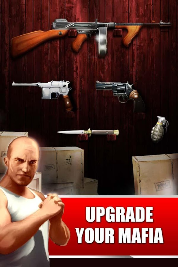 City Domination - mafia gangs- screenshot