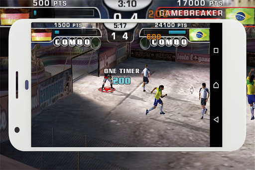 Street club for FIFA Football for PC