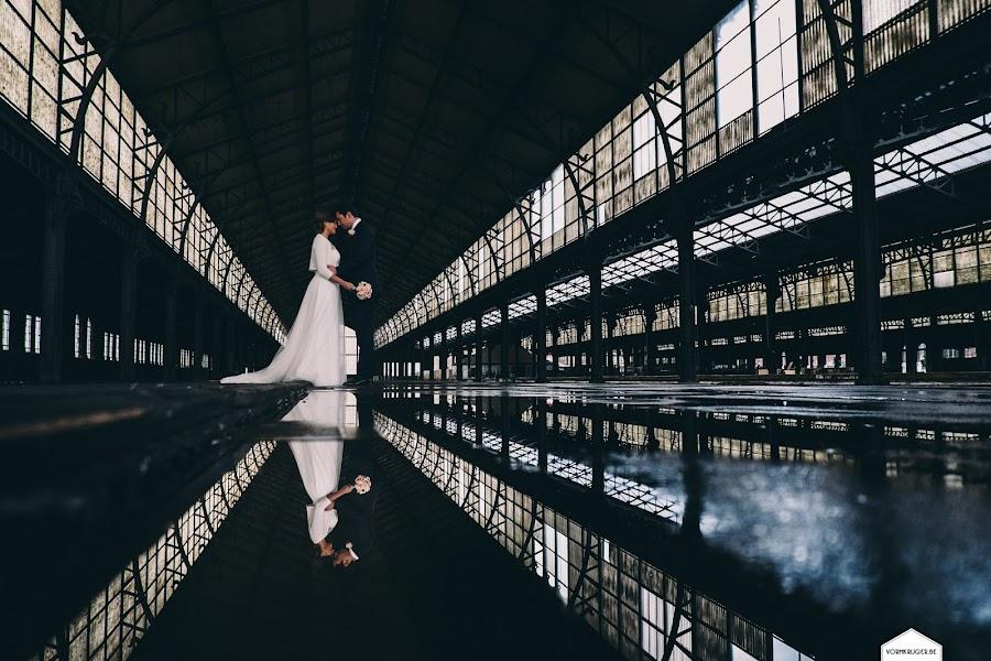 Wedding photographer Dries Lauwers (vormkrijger). Photo of 24.12.2014