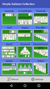Simple Solitaire Collection- screenshot thumbnail