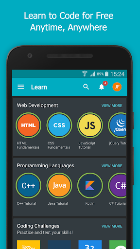 SoloLearn: Learn to Code for Free screenshot 1