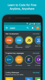 SoloLearn: Learn to Code for Free (MOD, Pro) v3.5.0 1