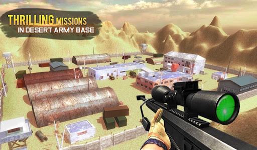 Mountain Sniper 3d Combat Shooting Criminal Attack 1.4 screenshots 17