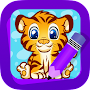 Learn How to Draw Animals APK icon