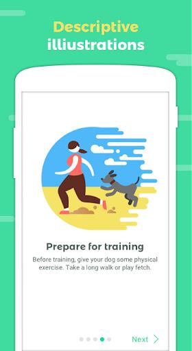 Dogo - Your Dog's Favourite Training App 1.1.5 screenshots 4