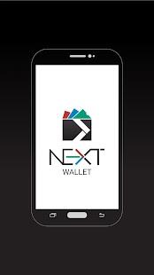 NextWallet - náhled