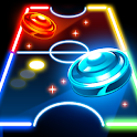 Neon Air Hockey - Extreme A.I. Championship icon