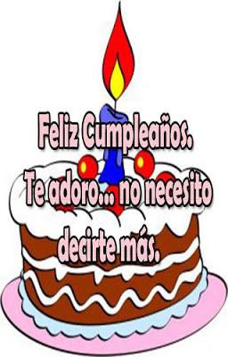 Felicitaciones de cumpleaños - screenshot