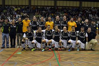Photo: O grupo do Caldas Sport Clube que irá tentar fazer um bom campeonato