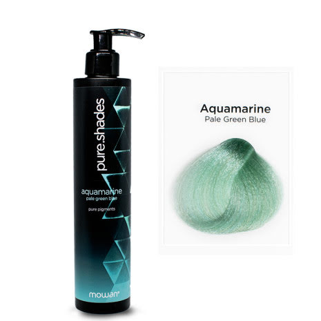 Pure Shades färginpackning | Aqua marine pale green blue