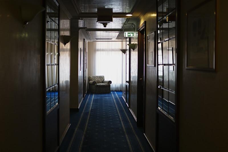 Overlook hotel di wallyci