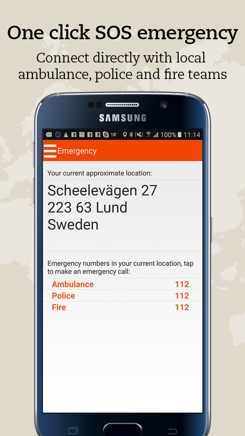 MY-SAFETY-ASSISTANT – Screenshot