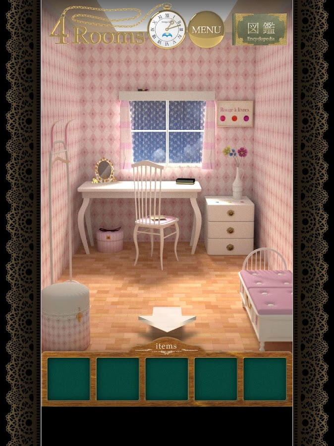 脱出ゲーム - 4Rooms- screenshot