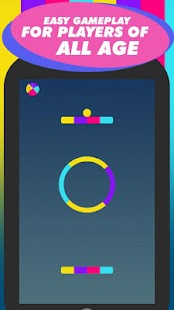 Color Gravity - rings & hoops- screenshot thumbnail