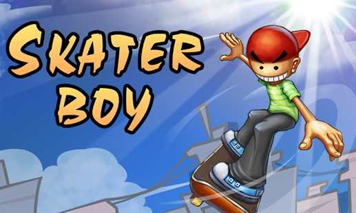Skater Boy Screenshot