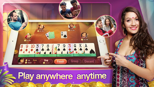 Rummy Plus - Callbreak Indian Online Card Game 2.487 screenshots 1