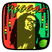 Reggae GO Keyboard Theme Emoji
