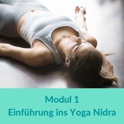 Yoga Nidra Modul 1