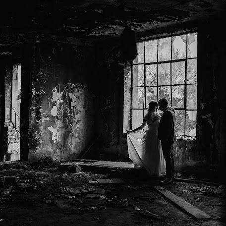 Wedding photographer Magdalena Czerkies (magdalenaczerki). Photo of 18.10.2017