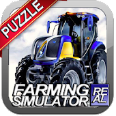 Puzzle Farming Simulator Real