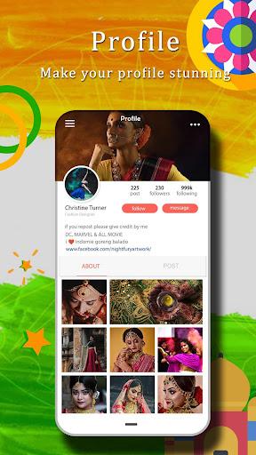 Mitro - First Indian Social Media App ss1