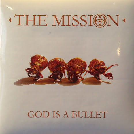 Klistermärke - Mission