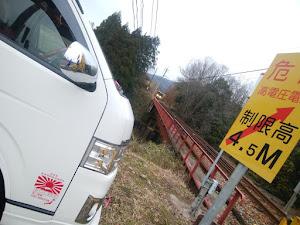 ハイエースバン TRH200Vのカスタム事例画像 シュナ 🐾🐶🐾CT2期生さんの2020年03月03日06:03の投稿