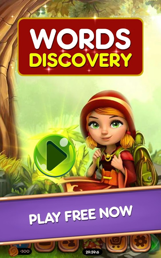 Words Discovery - Find & Connect Words- screenshot