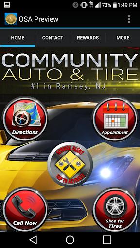 Community Auto and Tire