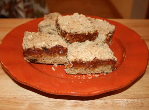 First Place Apricot-date Bars Recipe