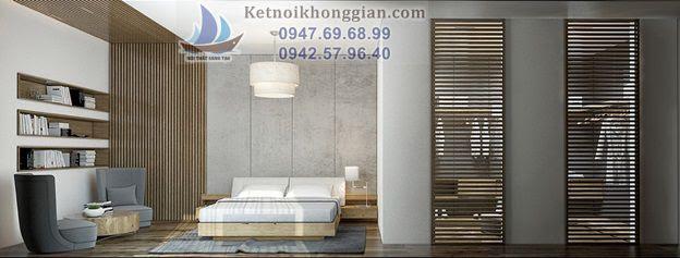 thiết kế phòng ngủ sáng tạo