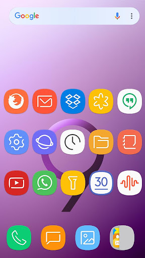Theme for Galaxy Note 9 | Samsung Note 9 1.0.5 screenshots 3