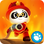 Dr. Panda Firefighters APK icon