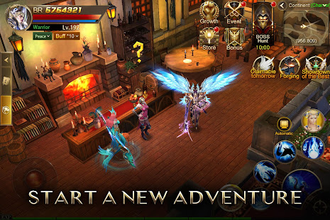 Game Era of Celestials APK for Windows Phone