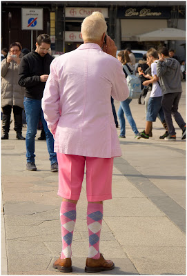 Pink man di Gian Piero Bacchetta