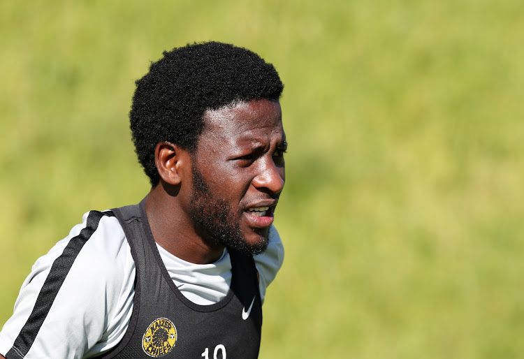Siphelele Ntshangase failed to nail down a regular place in the matchday squad at Kaizer Chiefs.